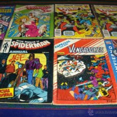 Cómics: FORUM LOTE 16 EXTRAS ESPECIALES SPIDERMAN, VENGADORES, PATRULLA X, FACTOR X, MARVEL HÉROES, ETC.... Lote 39399442