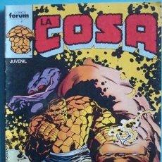 Cómics: LA COSA Nº 3. Lote 39447295