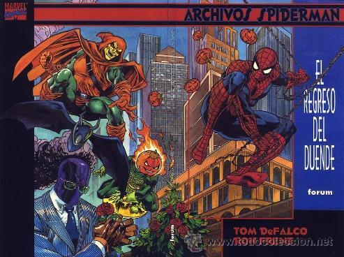 ARCHIVOS SPIDERMAN - 3 TOMOS - COMPLETA - FORUM (Tebeos y Comics - Forum - Prestiges y Tomos)