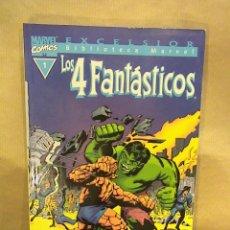 Cómics: 4 FANTASTICOS COMPLETA 01-02-03 1-32 MARVEL EXCELSIOR. Lote 39487613