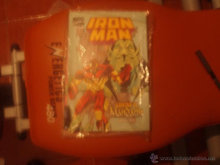 IRON MAN CONTRA EL MANDARIN 1 Y 2 COMPLETA(Tebeos y Comics - Forum - Iron Man)