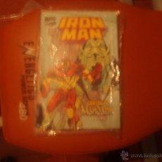 Cómics: IRON MAN CONTRA EL MANDARIN 1 Y 2 COMPLETA. Lote 39488165