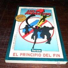 Cómics: LIBRO GRANDES SAGAS MARVEL. LOS 4 FANTASTICOS, TOM DEFALCO, PAUL RYAN. Lote 39498739