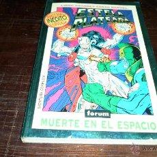 Cómics: LIBRO GRANDES SAGAS MARVEL. ESTELA PLATEADA, RON MARZ, RON LIM. Lote 39498753