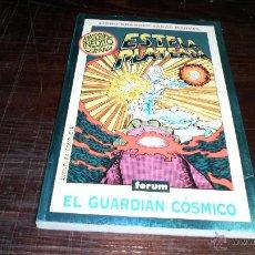 Cómics: LIBRO GRANDES SAGAS MARVEL, ESTELA PLATEADA, RON MARZ, RON LIM. Lote 39498850