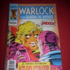 Cómics: FORUM WARLOCK NUMERO 3 NORMAL ESTADO REF.29. Lote 39639770