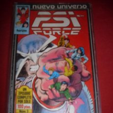 Cómics: FORUM PSI FORCE NUMERO 3. Lote 39639774