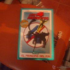 Cómics: GRANDES SAGAS MARVEL LOS 4 FANTASTICOS EL PRINCIO DEL FIN. Lote 39621630