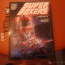 Cómics: NOVELAS GRAFICAS FORUM SUPERBOXERS. Lote 39621699