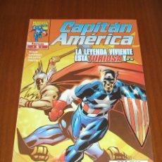 Cómics: CAPITAN AMERICA Nº 5 - MARK WAID - RON GARNEY - VOL. 4 - COMICS FORUM. Lote 39672283