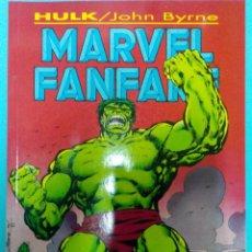 Cómics: HULK MARVEL FANFARE DE JOHN BYRNE FORUM. Lote 39698159