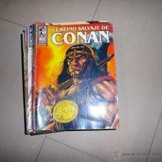 Cómics: EL REINO SALVAJE DE CONAN FORUM LOTE DEL 1 AL 29 COMPLETO . Lote 39788865