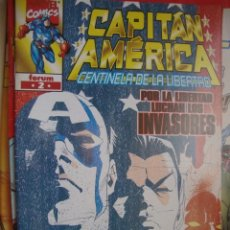 Cómics: COMIC COMICS FORUM MARVEL Nº 2 CAPITAN AMERICA. Lote 39792413