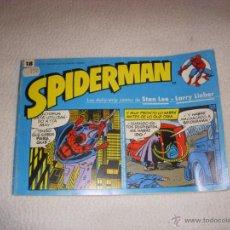 Cómics: SPIDERMAN Nº 18, TIRAS DE PRENSA, EDITORIAL FORUM. Lote 39842075