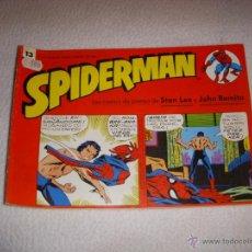 Cómics: SPIDERMAN Nº 13, TIRAS DE PRENSA, EDITORIAL FORUM. Lote 39842082