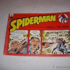 Cómics: SPIDERMAN Nº 3, TIRAS DE PRENSA, EDITORIAL FORUM. Lote 39842113