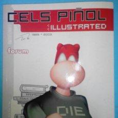 Comics - CELS PIÑOL ILLUSTRATED 1989-2003 EDITORIAL FORUM - 39819235