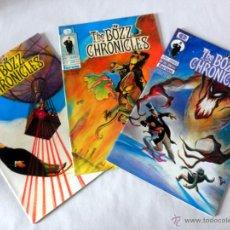Cómics: LOTE DE 3 COMICS * THE BOZZ CHRONICLES NUMEROS 7 * 10 * 11 * EPIC SERIES FORUM. Lote 39827711
