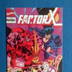 Cómics: FACTOR-X VOL. 1 # 64 (FORUM) - MAYO 1993. Lote 39848998