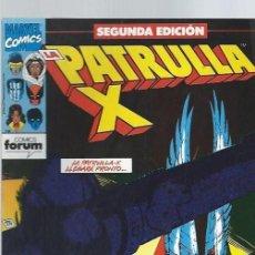 Cómics: LA PATRULLA X, EL ÁNGEL CAÍDO, FORUM Nº 23. Lote 39905250