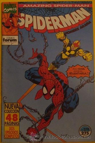 SPIDERMAN - LAS TRES CARAS DEL MAL - NO.278 (Tebeos y Comics - Forum - Spiderman)