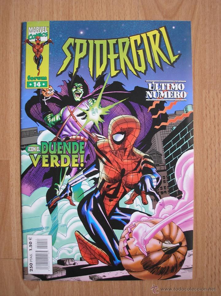 SPIDERGIRL Nº 14 - FORUM - POSIBILIDAD DE ENTREGA EN MANO EN MADRID (Tebeos y Comics - Forum - Otros Forum)