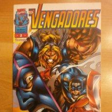 Cómics: LOS VENGADORES HEROES REBORN Nº 2. Lote 39967147
