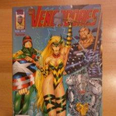 Cómics: LOS VENGADORES HEROES REBORN Nº 7. Lote 39967280
