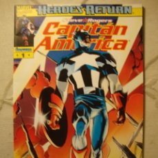 Cómics: MARVEL COMIC FORUM CAPITAN AMERICA Nº 1. Lote 39973322