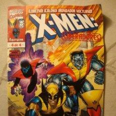 Cómics: MARVEL COMIC FORUM X-MEN Nº 4 DE 4. Lote 39974304