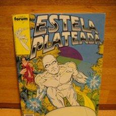 Cómics: ESTELA PLATEADA - FORUM RETAPADO Nº 6 - 7 - 8 - 9 - 10. Lote 39978912