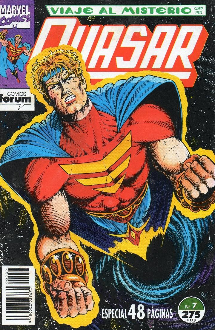 QUASAR Nº7 (Tebeos y Comics - Forum - Otros Forum)