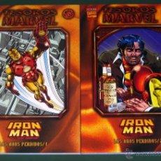 Cómics: IRON MAN: LOS AÑOS PERDIDOS - COMPLETA - ( MARVEL , FORUM ). Lote 39997982