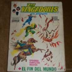 Cómics: LOS VENGADORES.. Lote 40027386