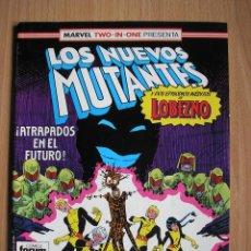 Cómics: LOS NUEVOS MUTANTES VOL. 1 Nº 47 - FORUM - POSIBILIDAD DE ENTREGA EN MANO EN MADRID. Lote 40031956
