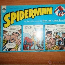 Cómics: SPIDERMAN - Nº 4 - TIRAS DE PRENSA - STAN LEE - JOHN ROMITA - FORUM -. Lote 40060974