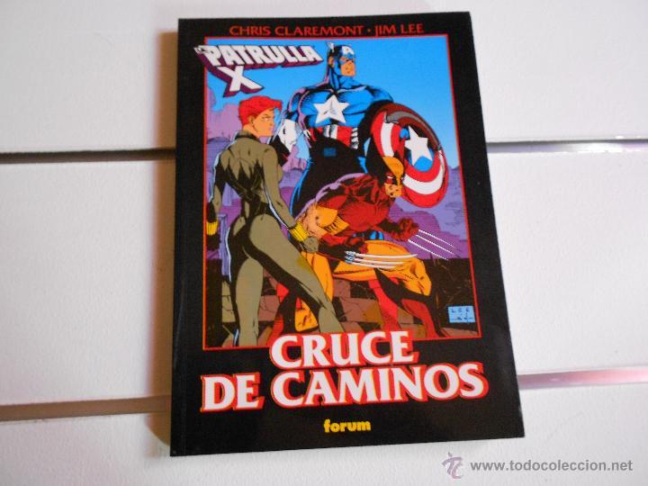 OBRAS MAESTRAS Nº 25. LA PATRULLA X. CRUCE DE CAMINOS (Tebeos y Comics - Forum - Prestiges y Tomos)