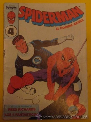 SPIDERMAN ¡COMÚN DENOMINADOR! NO. 87 AÑO 1986 (Tebeos y Comics - Forum - Spiderman)
