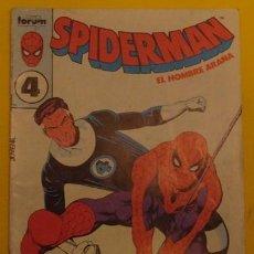 Cómics: SPIDERMAN ¡COMÚN DENOMINADOR! NO. 87 AÑO 1986 . Lote 40045799