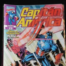 Cómics: CAPITAN AMERICA 22 VOLUMEN 4 FORUM. Lote 40078730