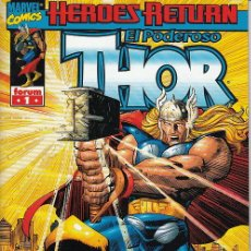 Cómics: THOR VOL.3 # 1 (FORUM,1999) - JOHN ROMITA JR - 42 PAGS. Lote 40083181