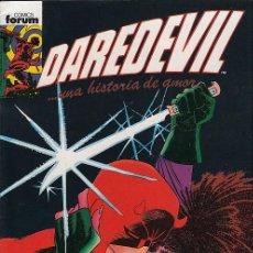 Cómics: DAREDEVIL VOL.2 # 6 (FORUM,1989) - JOHN ROMITA JR. Lote 40103306