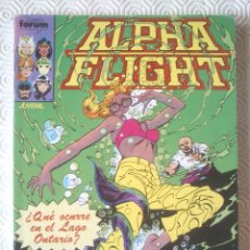 Cómics: ALPHA FLIGHT VOLUMEN 1 NUMERO 11, 12, 13, 14, 15 DE JOHN BYRNE. Lote 40114840