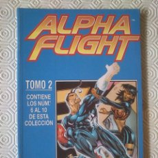 Cómics: ALPHA FLIGHT VOLUMEN 2 NUMEROS 6, 7, 8, 9, 10 DE STEVE SEAGLE, BRYAN HITCH, SCOTT CLARK, ROGER CRUZ. Lote 40115728