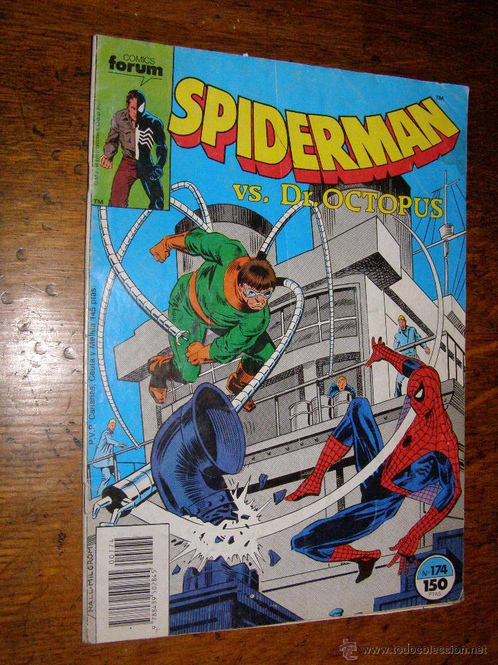 SPIDERMAN VS DR. OCTOPUS- Nº 174 (Tebeos y Comics - Forum - Spiderman)