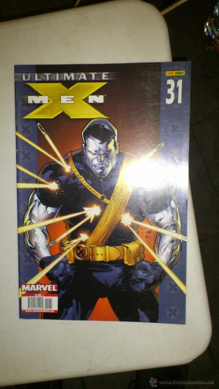 ULTIMATE X-MEN Nº 31.MA (Tebeos y Comics - Forum - X-Men)
