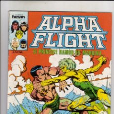 Cómics: FORUM - ALPHA FLIGHT VOL.1 NUM. 12. BYRNE. Lote 40171062