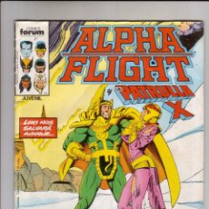 Cómics: FORUM - ALPHA FLIGHT VOL.1 NUM. 24. Lote 40171129