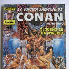 Cómics: LA ESPADA SALVAJE DE CONAN Nº 50. SERIE ORO. PLANETA COMIC. FORUM. Lote 57350486