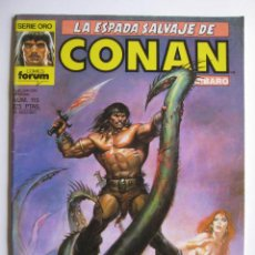 Cómics: LA ESPADA SALVAJE DE CONAN Nº 115. SERIE ORO. PLANETA COMIC. FORUM. Lote 40209120